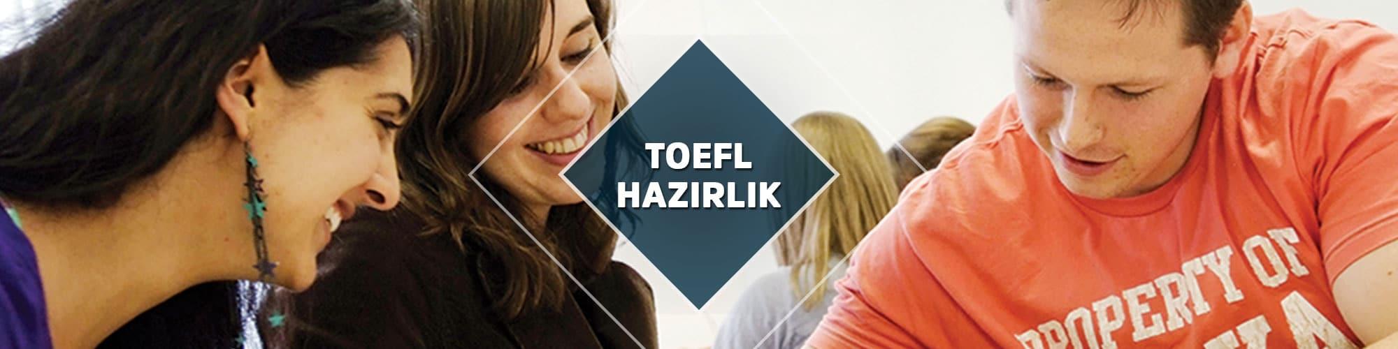 TOEFL Kursu